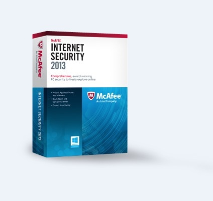 McAfee Internet Security 2013 (3PC-1Year)