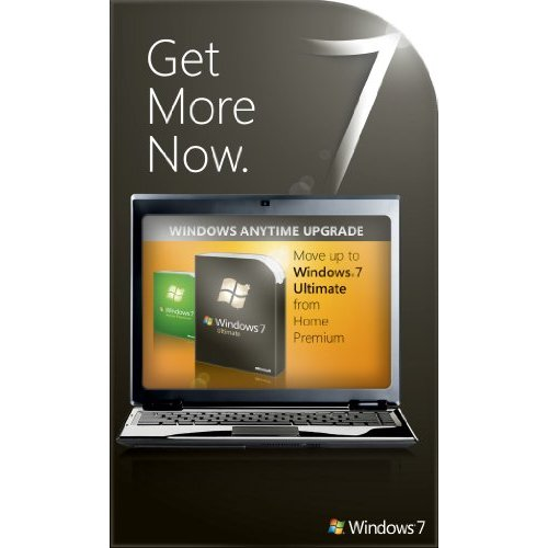 Windows 7 Home Basic to Ultimate Anytime Upgrade
