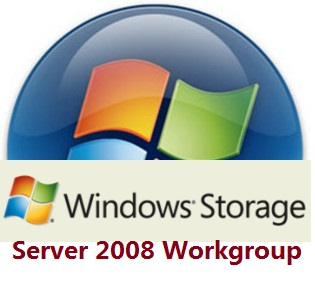 Windows Storage Server 2008 Workgroup