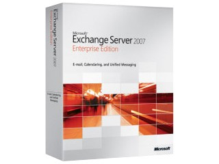 Microsoft Exchange Server 2007 with Service Pack 3