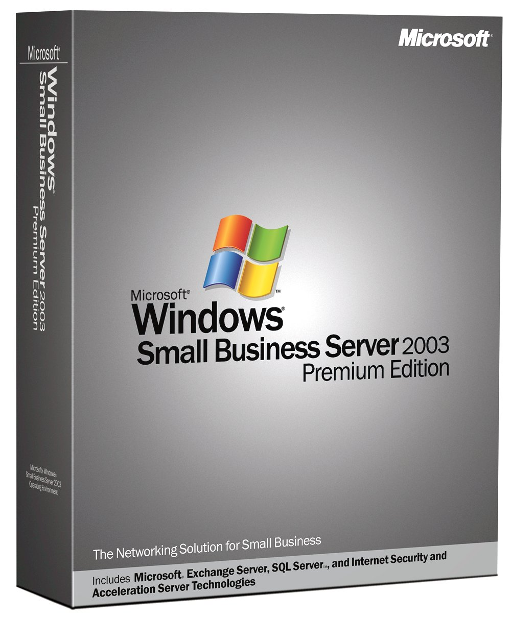 Windows Small Business Server 2003 Premium Edition