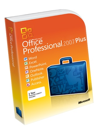 Office Professional Plus 2007