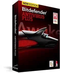 Bitdefender antivirus plus  (1 year 1 pc)