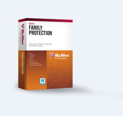 cheap McAfee Family Protection
