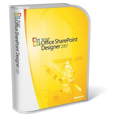 cheap Microsoft SharePoint Designer 2007