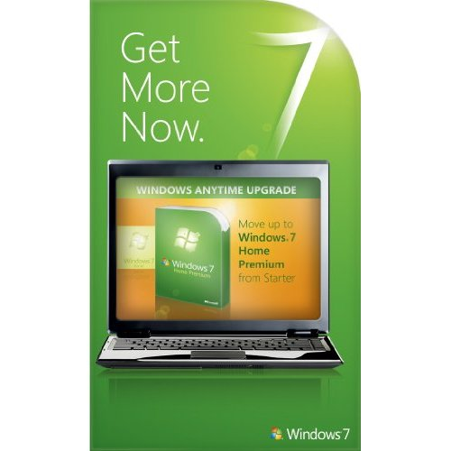 cheap Windows 7 Home Basic to Home Premium Anytime Upgrade