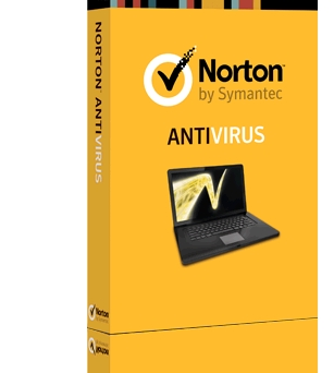 Norton AntiVirus 2013 (2 years 1 PC)