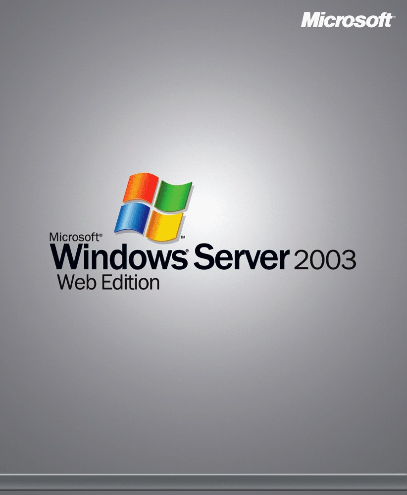 cheap Windows Server 2003 Web Edition