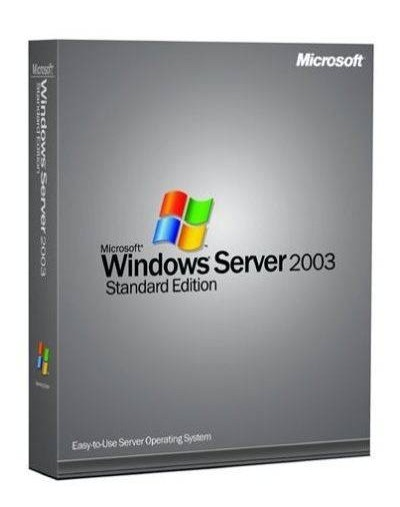 Windows 2003 Standart R2 SP2
