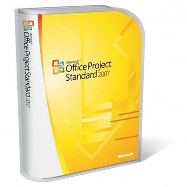 cheap Microsoft Office Project Standard 2007