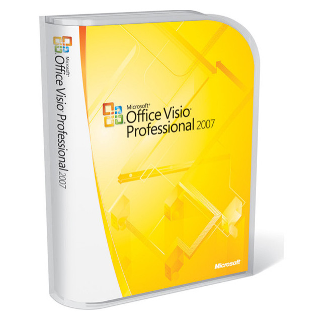cheap Microsoft Office Visio Professional 2007