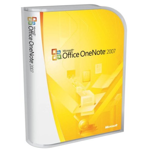 cheap Microsoft Office OneNote 2007