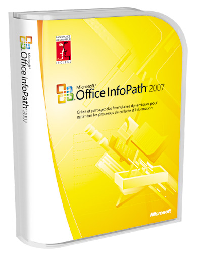 cheap Microsoft Office InfoPath 2007
