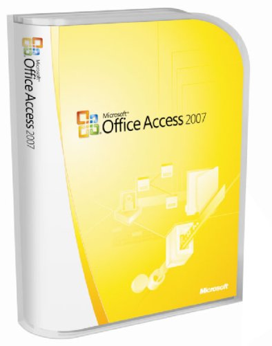 cheap Microsoft Office Access 2007