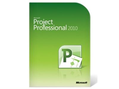 cheap Microsoft Project Professional 2010