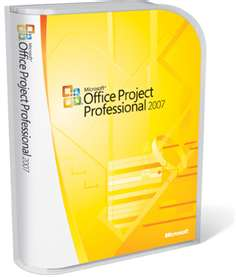 Office Project Professional 2007 SP2