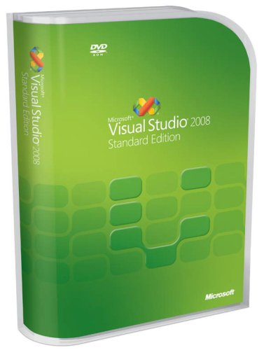 cheap Visual Studio 2008 Standard