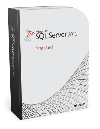 cheap Microsoft SQL Server 2012 Standard